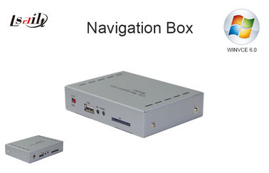 Wince 6.0 GPS Navigation Box for JVC  Comand , Analog (480*234) ,  KW-AVX646 / 735 / 736 / 835