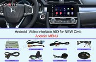 China SCHNITTSTELLEN-Touch Screen Multimedia Android 4.2/4.4 HD 2016 bürgerlicher Honda Video usine