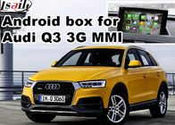 China Android-Multimediavideoschnittstelle für Audi Q3, gps-Navigationsgeräte usine