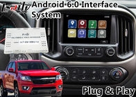 China Multimedia-Videoschnittstelle Androids 6,0 für Chevrolet Colorado/Impala MyLink-System 2015-2018, GPS-Navigation usine