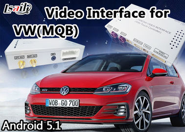 China Multimedia-Videoschnittstelle Androids 6,0 für VW Golf 7 2014-2017 mit Navigation Mirrorlink GPS distributeur