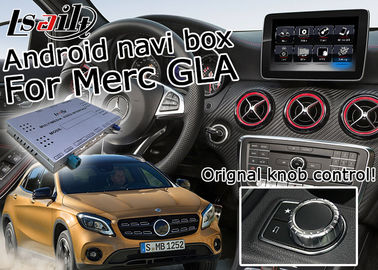 China Videoschnittstellen-Auto-Navigations-Kasten für MERCEDES-BENZ Gla Mirrorlink, Rearview (Ntg 5,0) distributeur