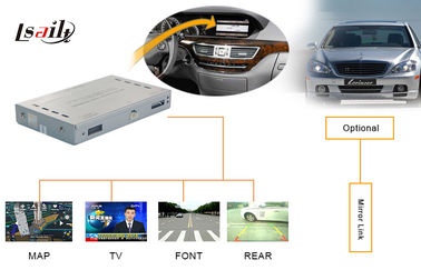 China MERCEDES-BENZNavigationsanlage mit Android/GEWINN-CER 6,0 System optional distributeur